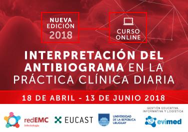 Interpretación del antibiograma en la práctica clínica diaria. Edición 2018