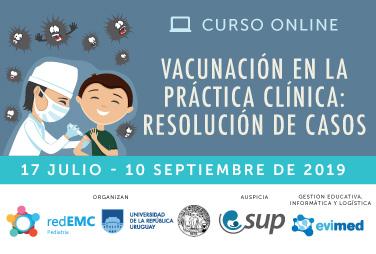Vacunación en la práctica clínica: Resolución de casos
