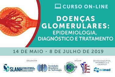 Doenças Glomerulares: epidemiologia, diagnóstico e tratamento